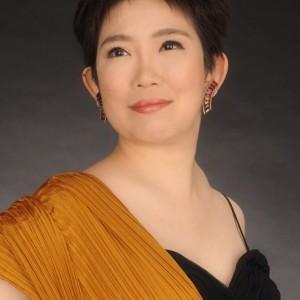 廣澤敦子(メゾソプラノ)Atsuko Hirosawa.Mezzo Soprano